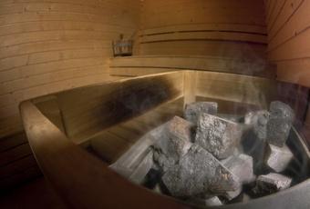 Sauna  Castell de Mar Hotel
