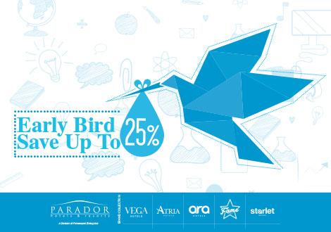 Atria Hotel Magelang - EARLY BIRD OFFER