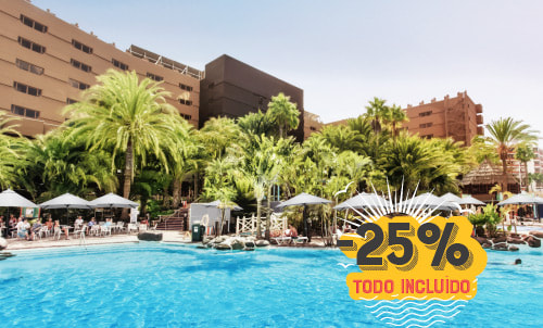 We like our vacations with sun and close to the sea, that is why we bring forward  this super plan for you for your stay in September and October  Get this offer and book your stay at a special price at the Abora Continental by Lopesan Hotels,  located at the heart of Playa del Inglés, with more than 6 kilometers to get lost and enjoy long walks ...  Subject to availability, not cumulative to other offers.