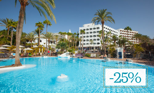 SUPER DEAL! Enjoy your Winter holidays on the beachfront of Playa de San Agustín from just € 54 pers./night  and get to know the new Corallium concept. Don't miss it out!  Subject to availability, not combinable with other promotions. Not valid for Christmas and New Year's Gala. Minimum stay 3.