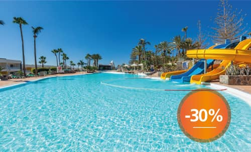 Book until September 25th, 2020 and enjoy holidays in Abora Interclub Atlantic, the perfect all-inclusive hotel in San Agustín. Get an extra 10% discount, if you pay your booking now.  Only for reservations through Lopesan.com or call center. Not combinable with other promotions and subject to availability.