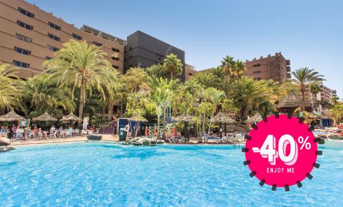 ¡Nos vamos de carnaval! Disfruta de nuestra oferta especial para tu estancia en el Abora Continental by Lopesan Hotels hasta el mes de abril. Sujeto a disponibilidad