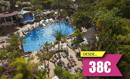Super prices for July  at IFA Buenaventura,  a hotel in the centre of Playa del Inglés, an area where shopping, fun and nightlife combine perfectly to the delight of locals and tourists.  Subject to availability, only valid for reservations on our website or call center.