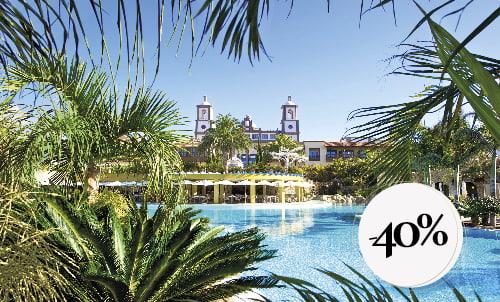 Última oportunidad para aprovechar este precio especial para estancias en abril en el fabuloso Lopesan Villa del Conde Resort & Thalasso,  un hotel único en toda Gran Canaria.  Sujeto a disponibilidad, estancia mínima.