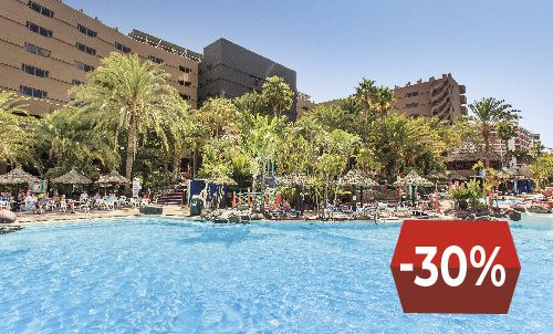 Book until November 30 and enjoy your winter holidays in Gran Canaria. Take this opportunity to stay in your favorite Abora hotel at this special price, except for stays from 12/01 to 12/06. Limited rooms!  Offer valid only for reservations at Lopesan.com and Call Center, subject to availability.