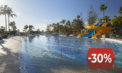 Book until November 30 and enjoy your winter holidays in Gran Canaria. Take this opportunity to stay in your favorite Abora hotel at this special price. Limited rooms!  Offer valid only for reservations at Lopesan.com and Call Center, subject to availability.