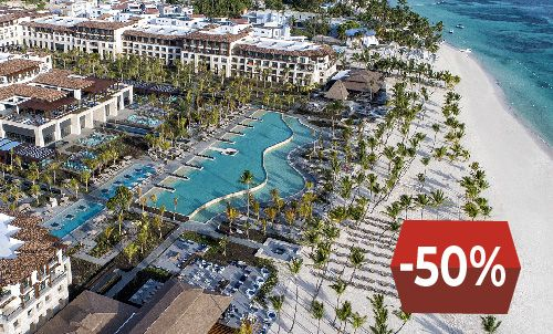 Book until 11/30 and enjoy this special price for your next vacation and discover the new Lopesan Costa Bávaro Resort, Spa & Casino, our wonderful 5 star hotel in the Caribbean.   Offer valid only for reservations at Lopesan.com and Call Center. Subject to availability, not combinable with other offers or discounts.