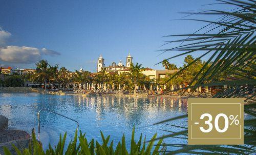 Buchen Sie bis zum 11. Februar 2020 und genießen Sie unsere speziellen Winterpreise im Lopesan Villa del Conde Resort and Thalasso, ein auf Gran Canaria einmaliges Hotel.  Nur für Reservierungen über Lopesan.com oder Call Center. Nicht mit weiteren Angeboten kombinierbar, je nach Verfügbarkeit. Angebot gilt nicht für Unique-Zimmer oder Suiten.