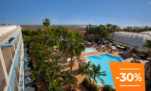 Would you like to have a dreamy holiday at your favourite hotel in Fuerteventura? Book until July 31 and enjoy this discount to stay on the beachfront!  Offer valid only for reservations at Lopesan.com and Call Center, subject to availability.