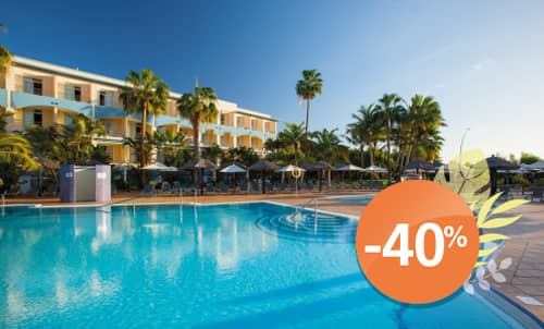 Would you like to have a dreamy holiday at your favourite hotel in Fuerteventura? Book until August 31 and enjoy this discount to stay on the beachfront!  Offer valid only for reservations at Lopesan.com and Call Center, subject to availability.
