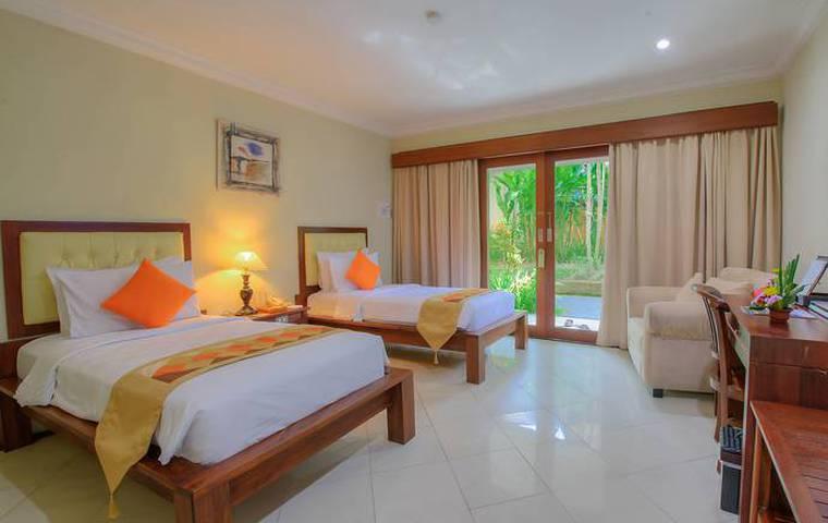 Stay 5 Pay 4 Vila Lumbung Hotel Seminyak (seminyak)