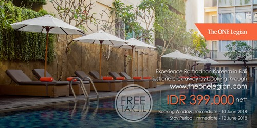 BENEFITS FOR DIRECT BOOKINGS The ONE Legian Hotel Badung (badung)