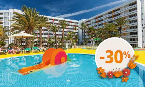 Book until March 21, 2021 and enjoy spring holidays in your favourite Abora hotel in the centre of Playa del Inglés. What are you waiting for? Get extra 10% off, if you pay your booking now.  Only for bookings through our official websites or call center. Not combinable with other promotions and subject to availability. This offer may not apply to Suites. Price per person per night in double occupancy.