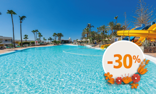 Book until March 21, 2021 and enjoy spring holidays in Abora Interclub Atlantic, the perfect all-inclusive hotel in San Agustín. What are you waiting for? Get extra 10% off, if you pay your booking now.  Only for bookings through our official websites or call center. Not combinable with other promotions and subject to availability. This offer may not apply to Suites. Price per person per night in double occupancy.