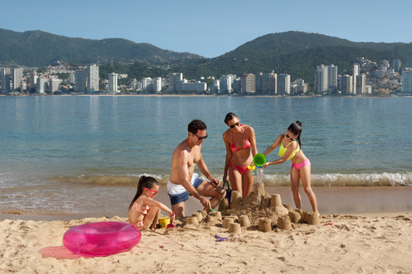 ¡Especial 4x1 Acapulco!  Park Royal Hotels & Resorts