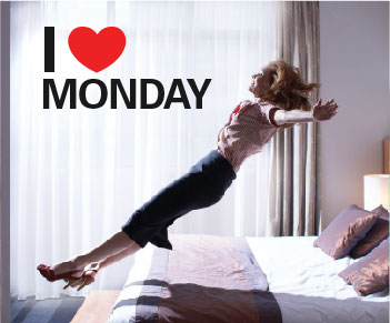 I Love Monday Ara Hotel Gading Serpong