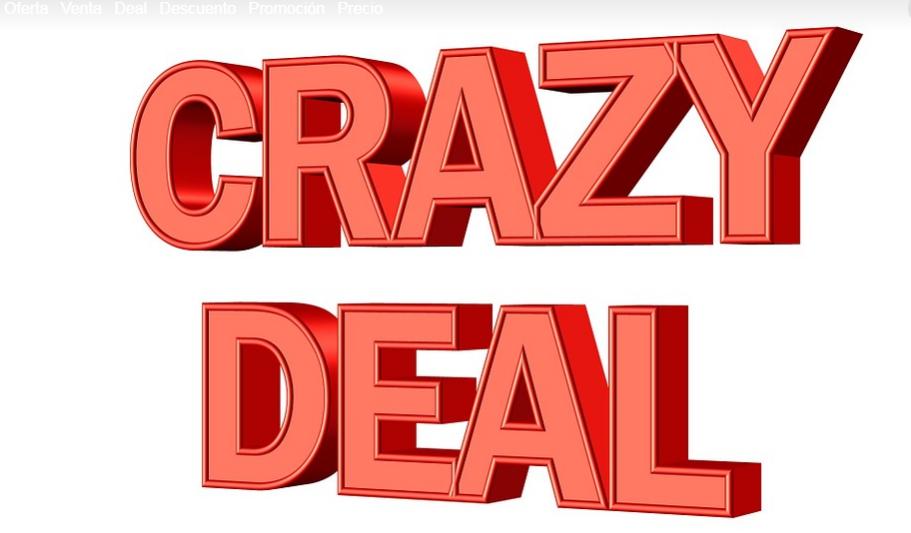 Krazy deal