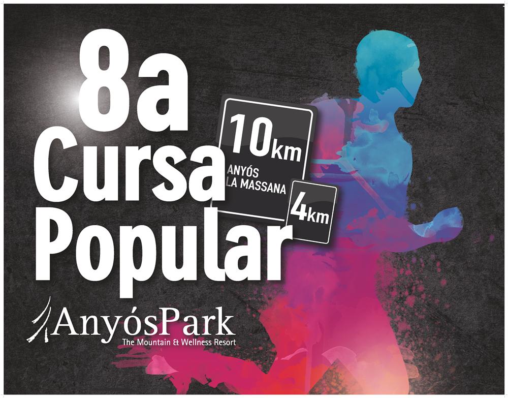 Cursa AnyosPark