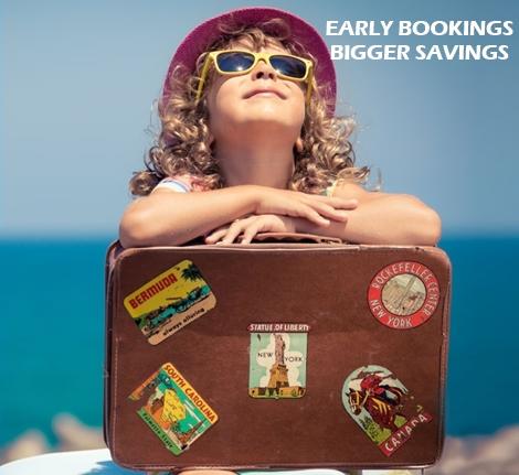 EARLY BIRD - 50% Ara Hotel Gading Serpong