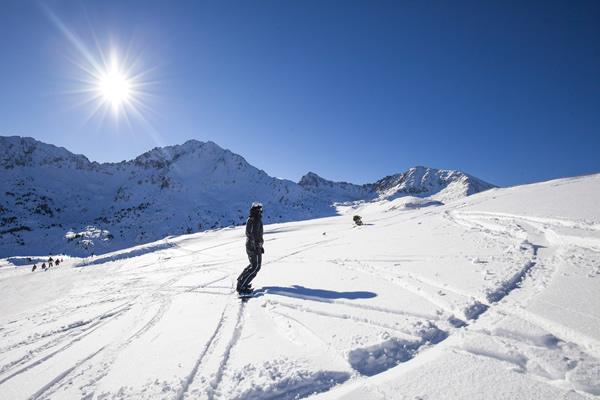 Combinado esquí Arcalís-Grandvalira