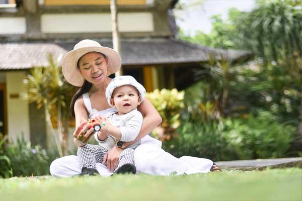 Family Holiday (2 Adult and 2 Children) Vila Lumbung Hotel Seminyak (seminyak)