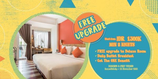 FREE UPGRADE The ONE Legian Hotel Badung (badung)