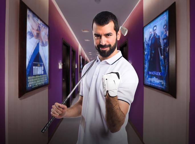 Golfer Madness