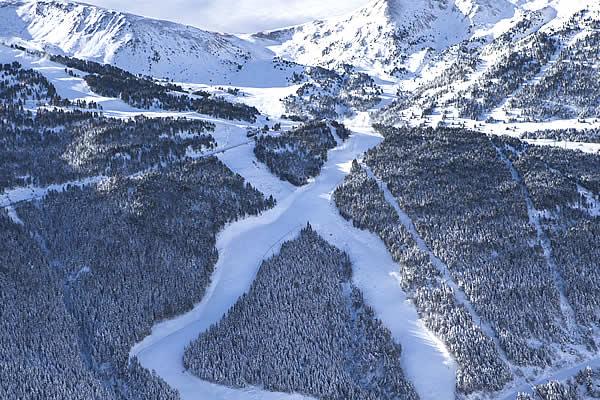 Aparthtoel y esquí combinado Arcalís-Grandvalira