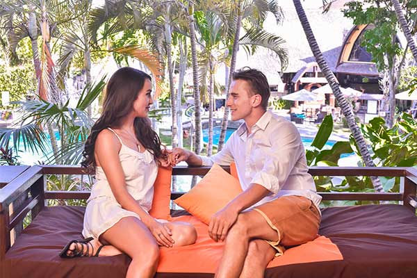 Honeymoon Escape  Hotel Vila Lumbung Seminyak (seminyak)
