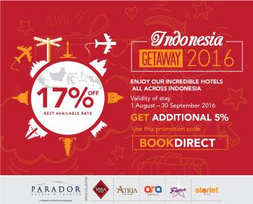 INDONESIA GETAWAY