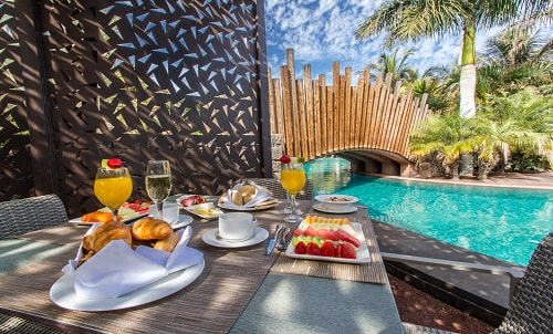 Get to the south of Gran Canaria and enjoy -25% at the Lopesan Baobab Resort. Enjoy this special winter price in our wonderful theme hotel.  Only for reservations made at Lopesan.com or call center. Not combinable with other promotions , subject to availability. Minimum stay 3 nights.