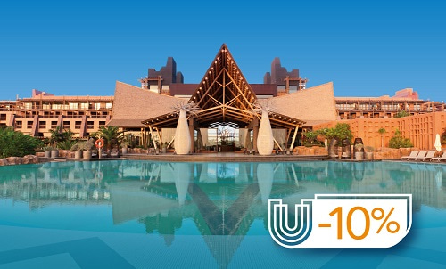 Enjoy a unique summer experience. Book now your UNIQUE room at Lopesan Baobab Resort with 10% discount and exclusive services.