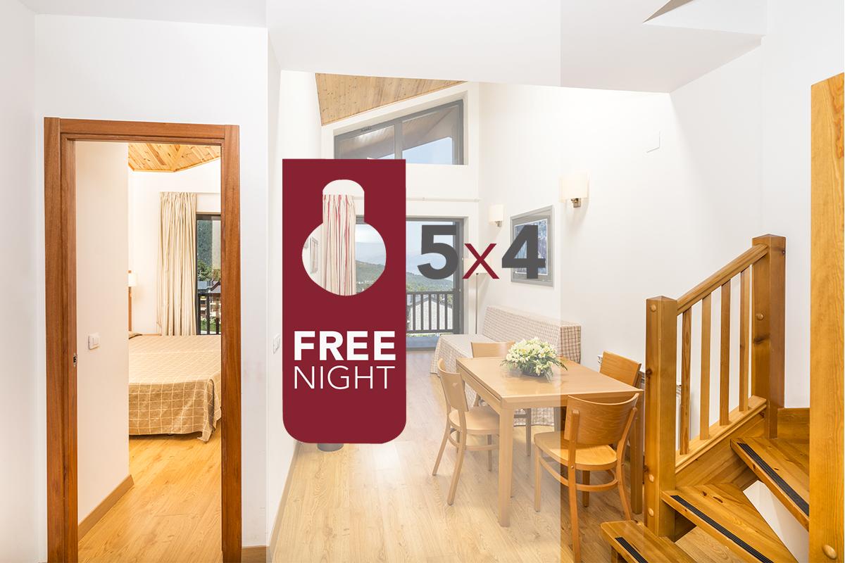 Offer 5x4