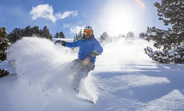 Aparthotel + esquí Arcalis.