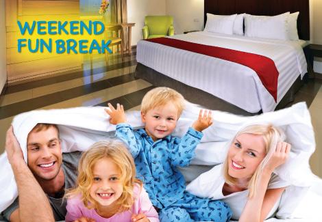 MY WEEKEND Ara Hotel Gading Serpong