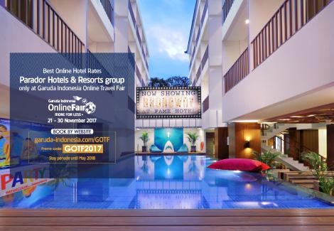 Garuda Online Travel Fair Atria Hotels