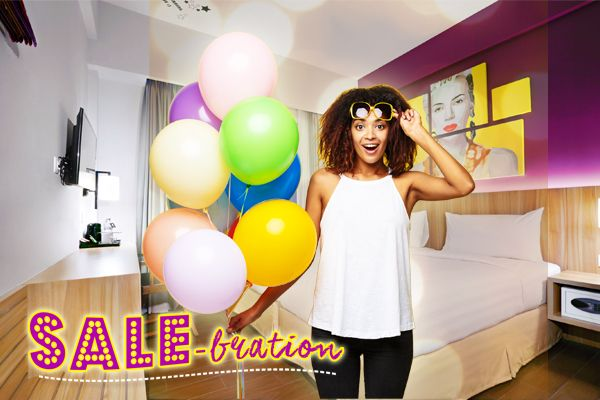 SALE-bration 3 Night Stay