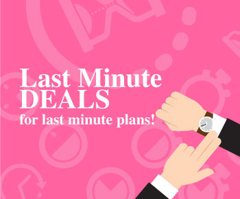 Last Minute Deals  Atria Hotels