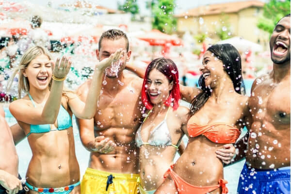 AUSTRALIA DAY POOL PARTY The ONE Legian Hotel Badung (badung)