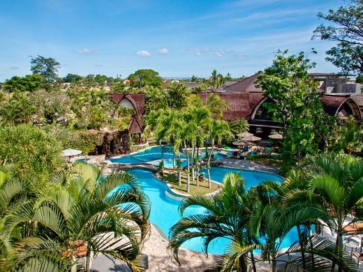 Day Use Pool Day Pass Hotel Vila Lumbung Seminyak (seminyak)