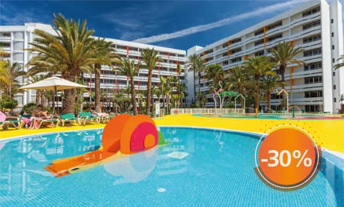 Book until November 31st, 2020 and enjoy sunny holidays in your favourite Abora hotel in the centre of Playa del Inglés. Valid for stays until April 2021, except for Christmas and Easter. Get extra 10% off, if you pay your booking now!  Only for bookings through Lopesan.com or call center. Not combinable with other promotions and subject to availability.