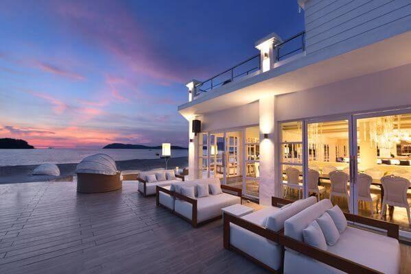 Santap stay @ dash dash resort langkawi