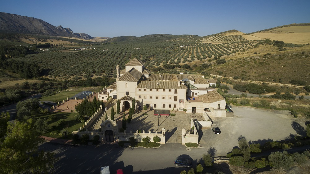 The best offers and prices on the official website only Hotel Convento La Magdalena Antequera
