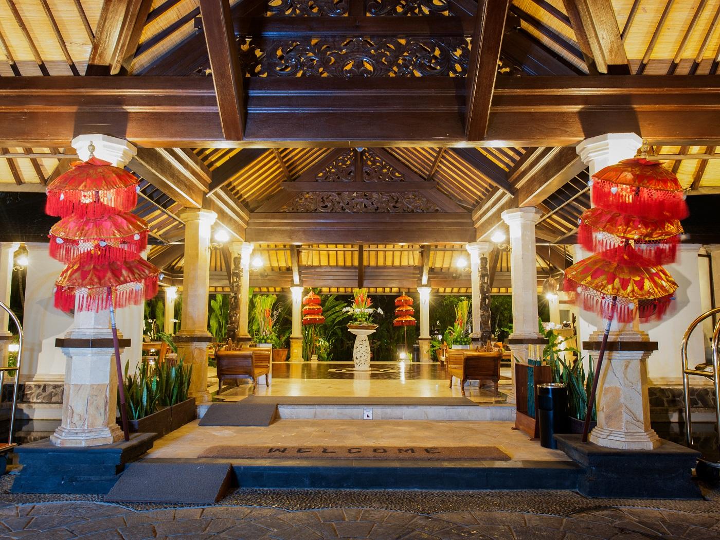 Last minute offer! Hotel Vila Lumbung Seminyak (seminyak)