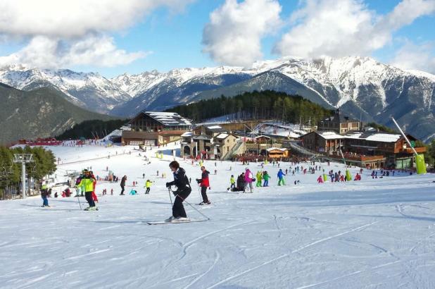 Esqui Pal Arinsal