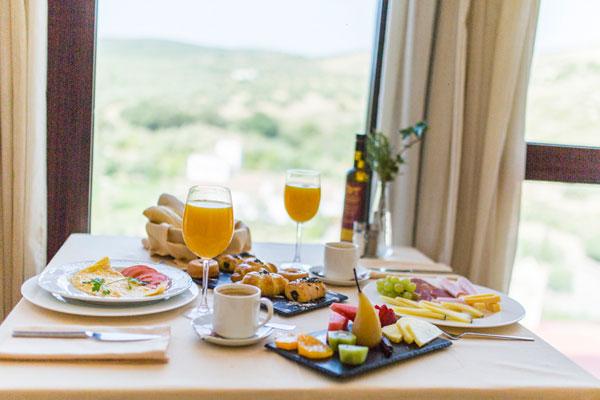 Oferta Desayuno Gratis en Agosto Hotel Convento La Magdalena Antequera