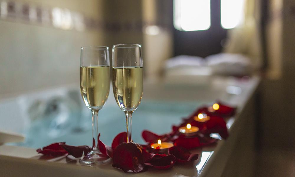 Special in love. Rmantic scape Hotel Convento La Magdalena Antequera