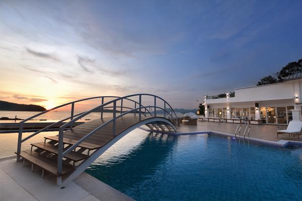 Advance purchase  dash resort langkawi