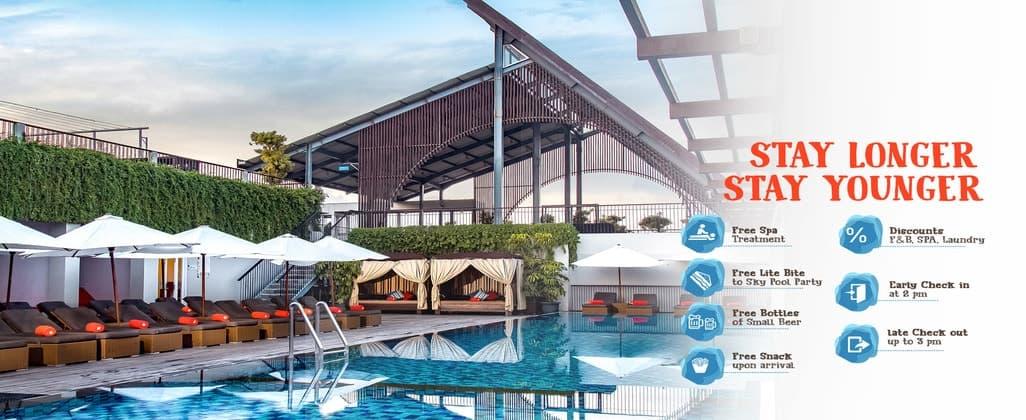 THE ONE BENEFITS  The ONE Legian Hotel Badung (badung)