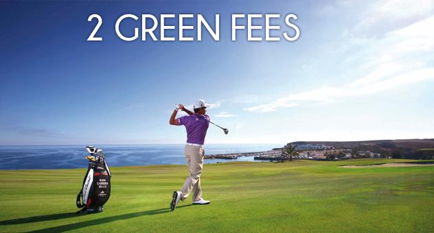3 Nächte Golf Package + 2 Greenfees Hotel Castell de Mar